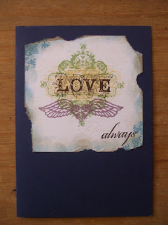Affection Collection Stampin' Up!