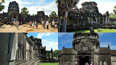 angkor wat siem reap cambodia entrance fee price kemboja