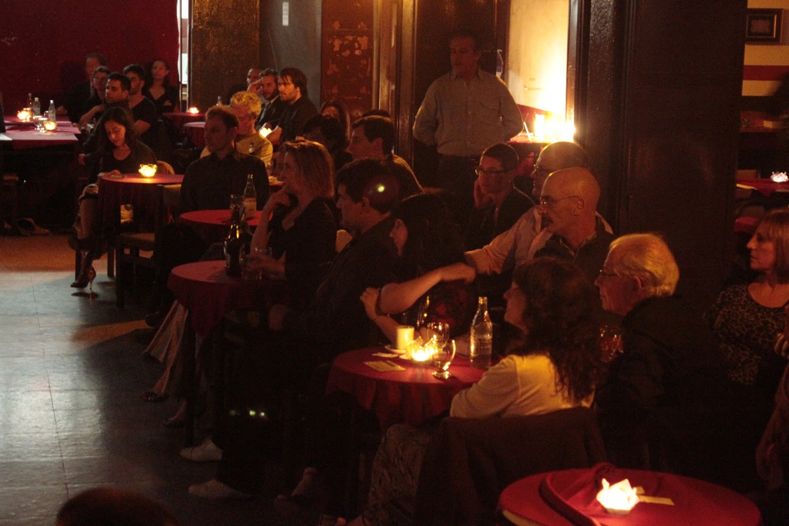 Soho tango clase milonga orquesta en vivo for A puro tango salon canning