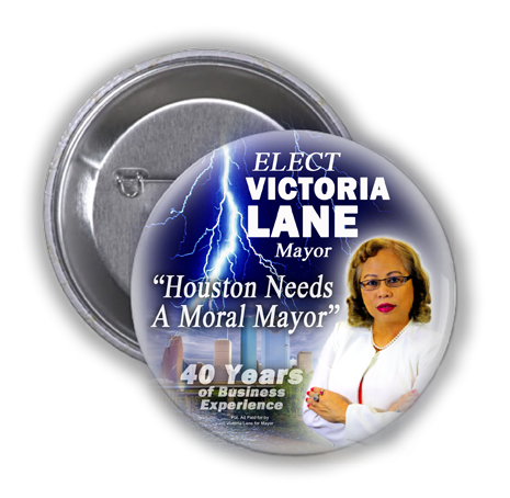 VICTORIA LANE SAID YES WHEN ASKED IF SHE VALUED OUR VOTE, PRAYERS, COMMUNITY AND SUPPORT
