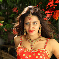 Glorious and ornamental winning diva Meenakshi dixit hot  pics collections
