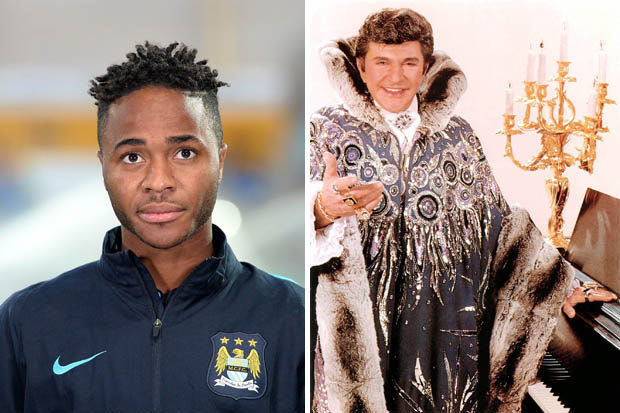 PITCH PERFECT: Sterling is hoping to embrace his inner Liberace