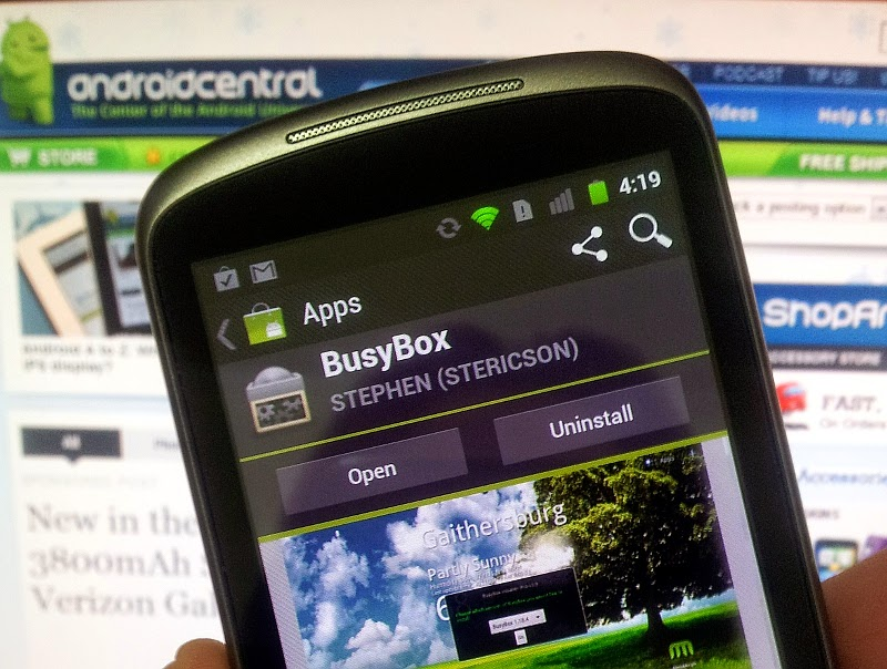 Busybox Untuk Android