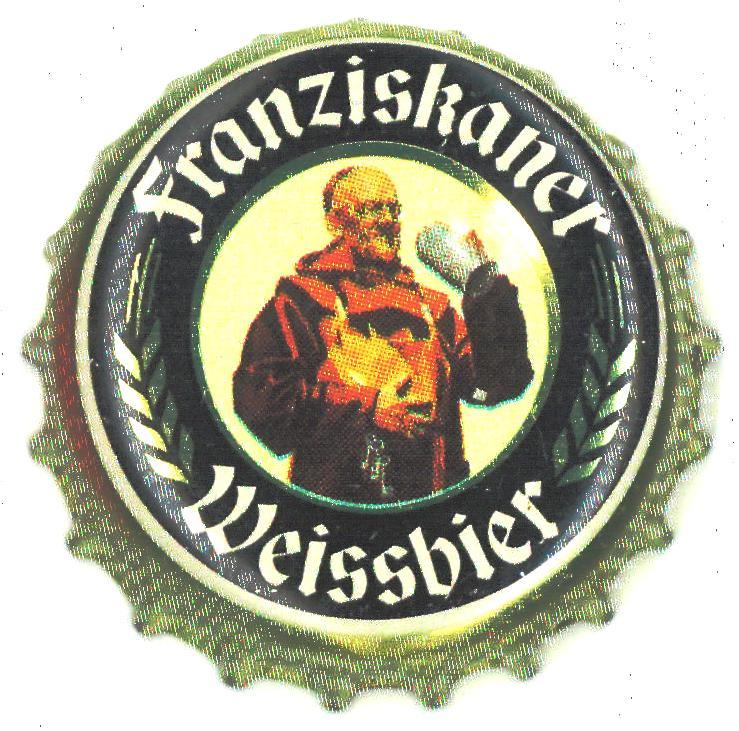 Xapes de cervesa del marc i la laia franziskaner for Collezionismo capsule