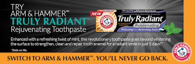 arm n hammer free sample toothpaste