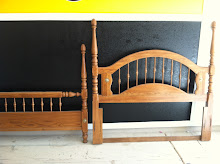 Sold- Post Bed