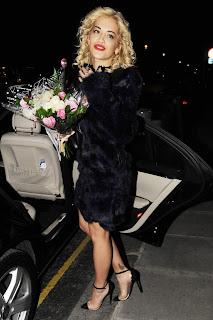 Rita Ora Leggy Candids