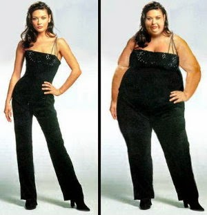 kurus dan gemuk