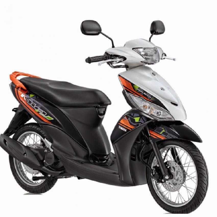 Harga Motor Yamaha Mio J CW FI