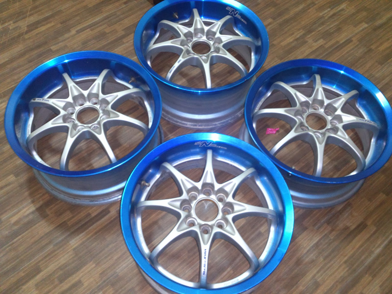 Rims for sale (sold)