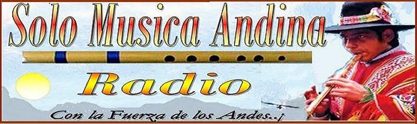 Solo Musica Andina Radio