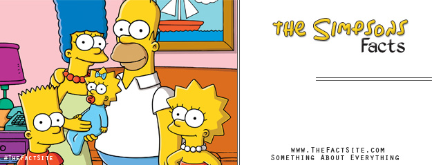 Facts About The Simpsons Family