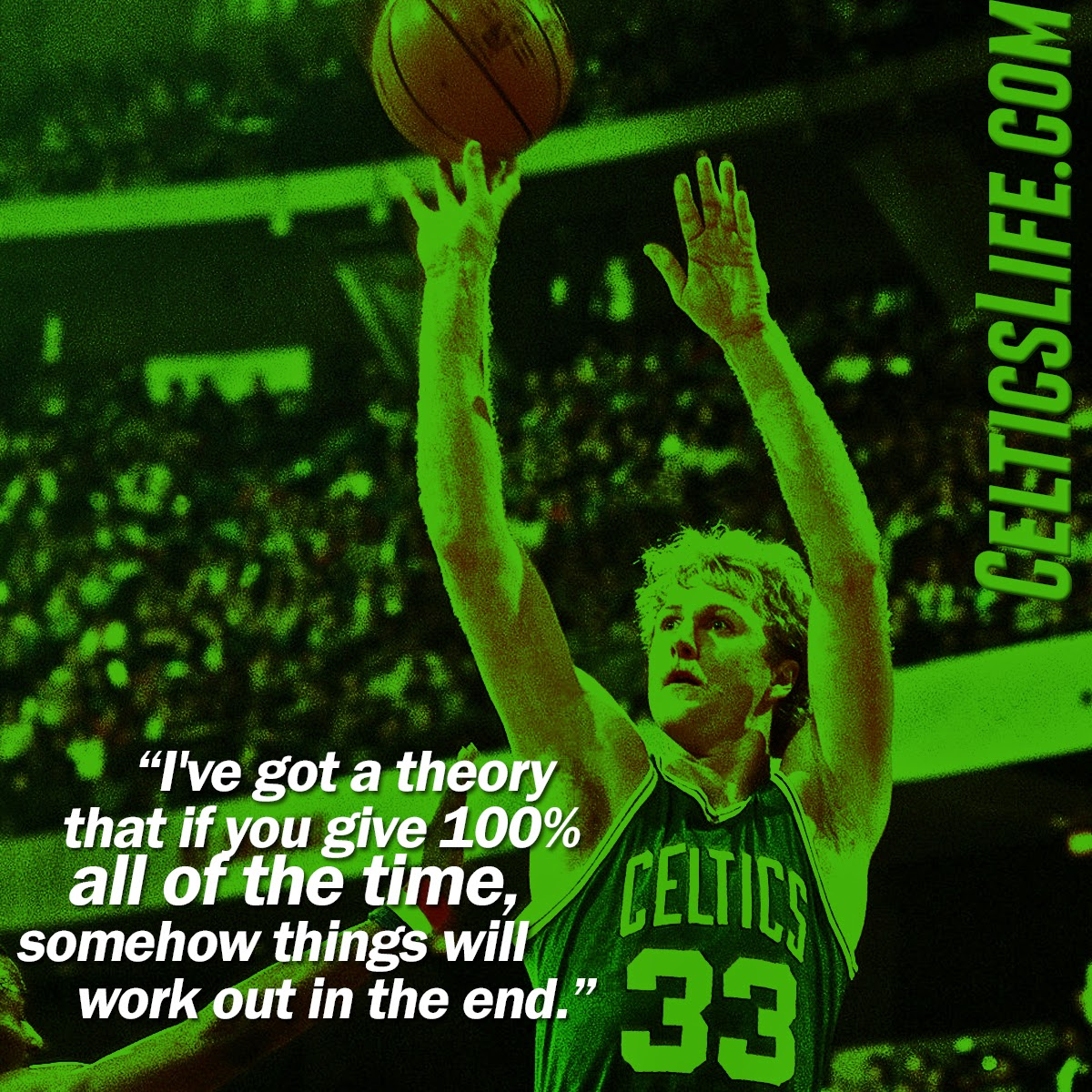 a life and career of larry bird a basketball player It was larry bird's height that made his basketball skills so remarkable a 6-foot-9 forward who could dribble, pass and shoot the way bird could made him one of the greatest nba players we've.