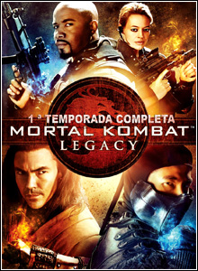 Download Mortal Kombat Legado 1ª Temporada Legendado BRRip 2011
