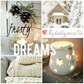Доска вдохновения. Frosty Dreams. до 31.12.