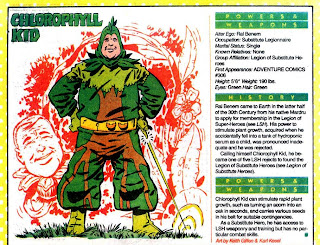 Clorofila (ficha dc comics)