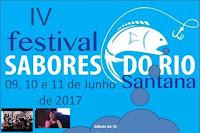 """SANTANA (NISA): IV FESTIVAL """"SABORES DO RIO"""""""