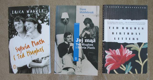 książki o Sylvii Plath