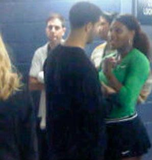 Serena Williams And Drake Relationship