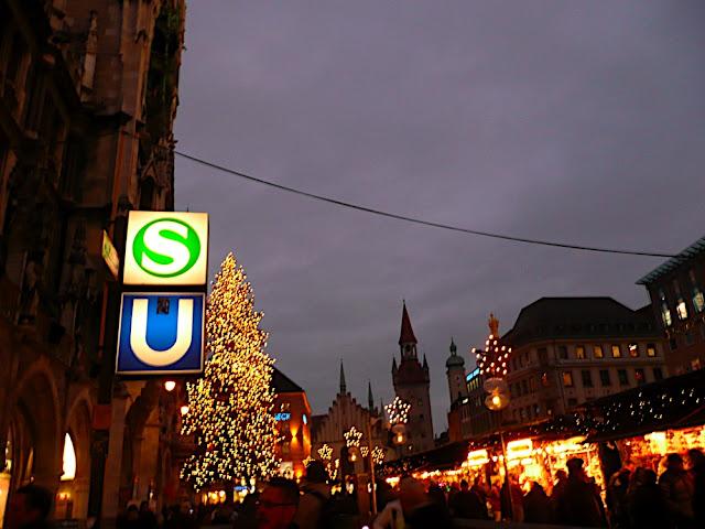 munich's christkindlmarkt