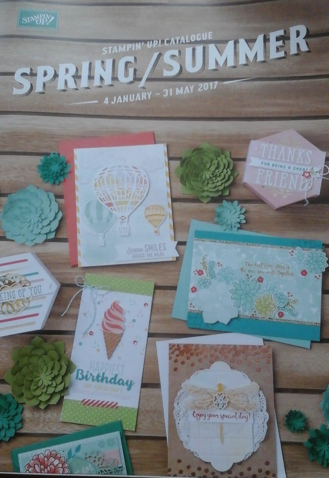 voorjaar-zomer catalogus