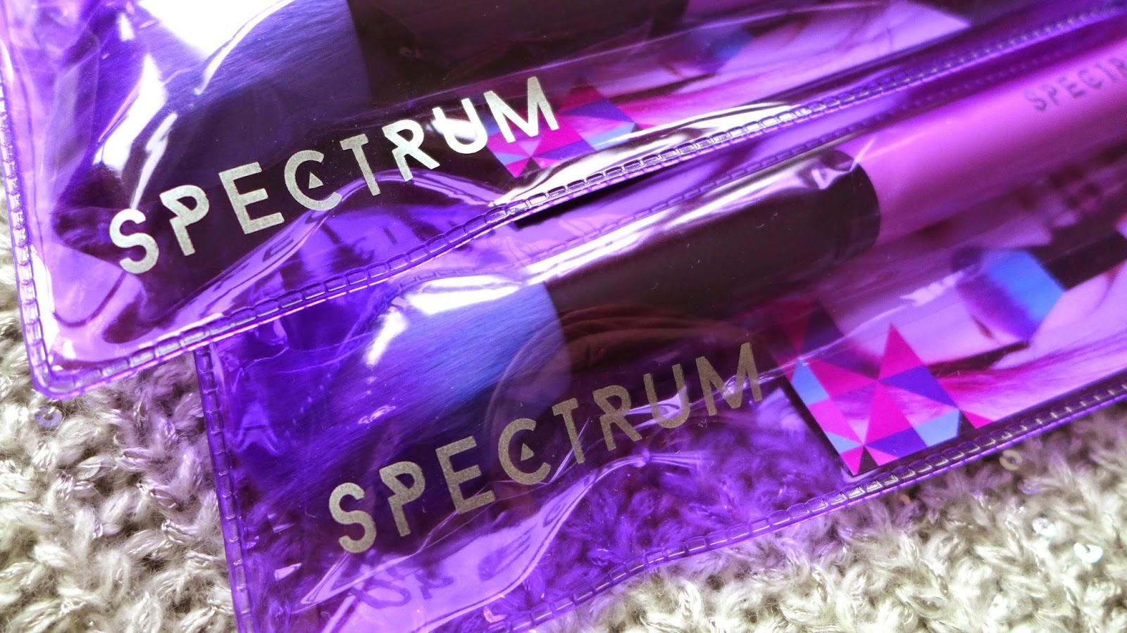 Spectrum Brushes