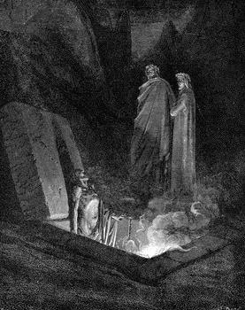 dante inferno spiritual and physical journey correlations Entering into dante's inferno begins an incredible journey which is a personal voyage of discovery and revelation concerning dante's eternal salvation and, at the same time, a universal moral and spiritual education for each individual who also dares to enter.