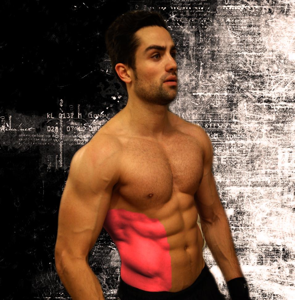 Fitness zu Hause: Seitliche Bauchmuskeln
