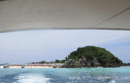 khai nok island phuket