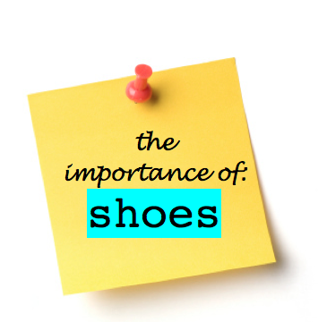 importance of shoes Shoe insoles or inserts are the cushy inside part of the shoes that support your  feet quite often the importance of a good quality orthotic insole.