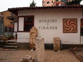 Mozaiku i Tiranës ndër sitet arkelogjike më të vizituara