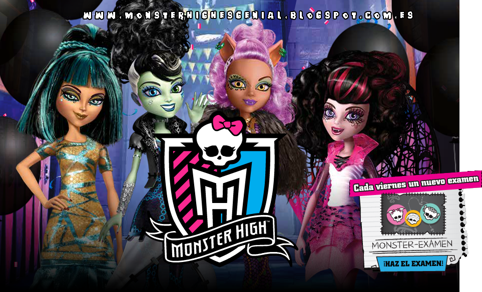 Monster High es genial!
