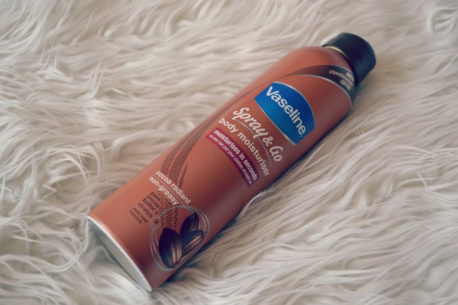 vaseline moisturiser glossybox superdrug review