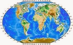 Mudanças climáticas são diferentes nos hemisférios Norte e Sul