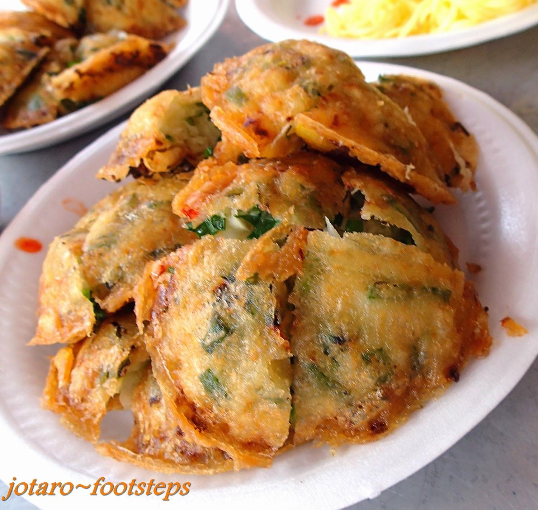 ... Jotaro's Travels: YummY! - Cucur Udang Prawn Fritters @ Kuala Kurau