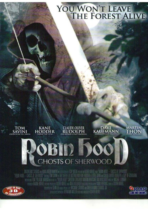 Sherwood En La B S O Del Film Robin Hood Ghost Of