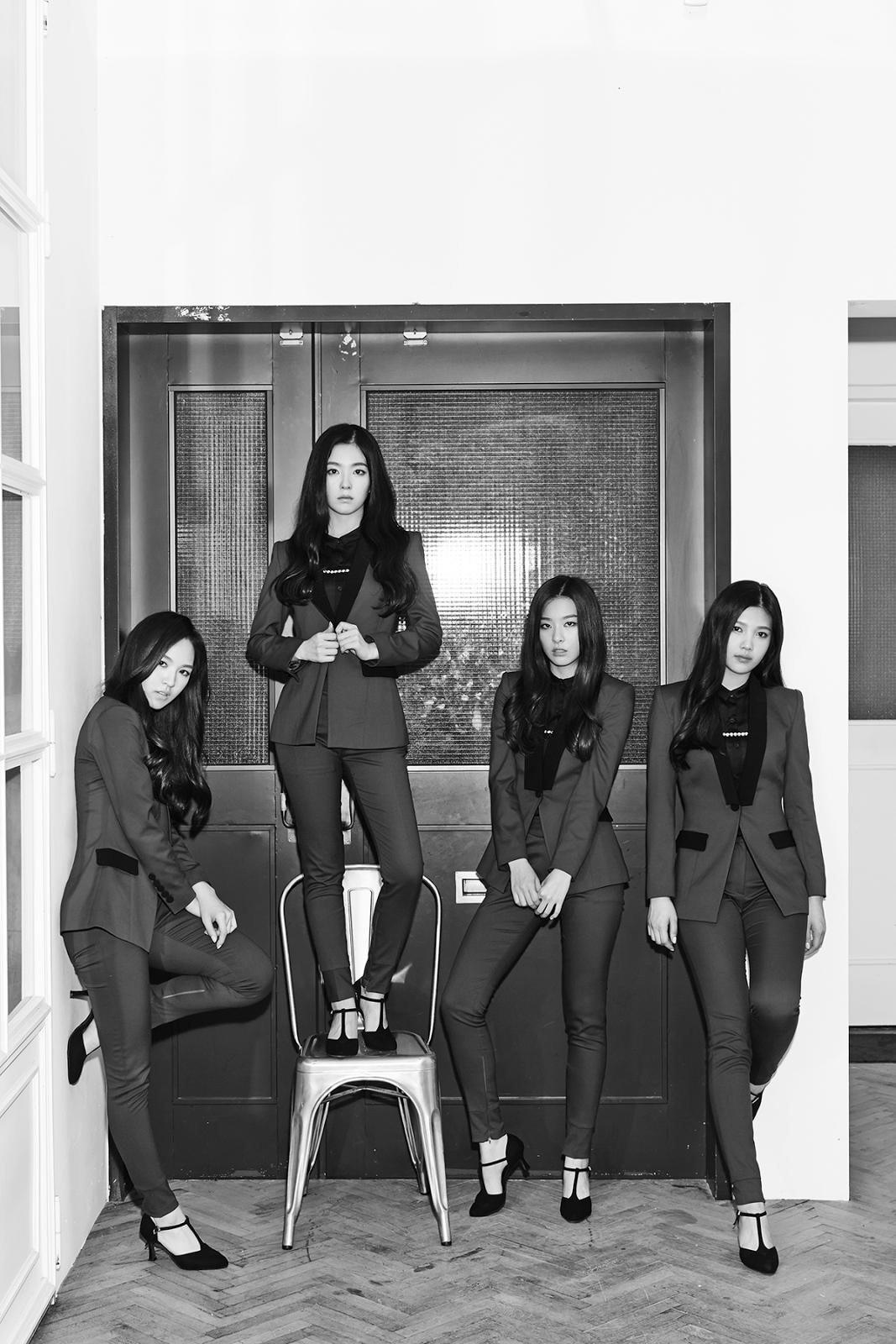 Red Velvet Girl Group