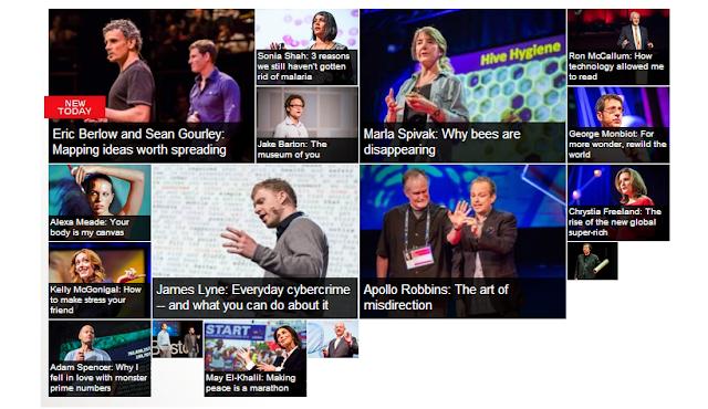 Les conférences TED