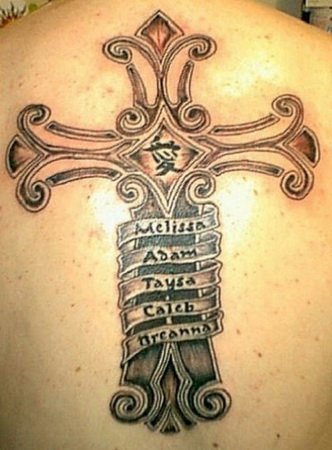 Iron Cross Tattoo Designs