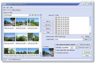 FS Photo Resizer Screenshot