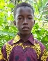 Abu-Bakarr - Sierra Leone (Bagbo ADP), Age 13