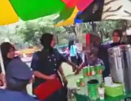 Komen DBKL Berkaitan Video Pergaduhan Penguatkuasa dan Peniaga Yang Viral Di Laman Sosial