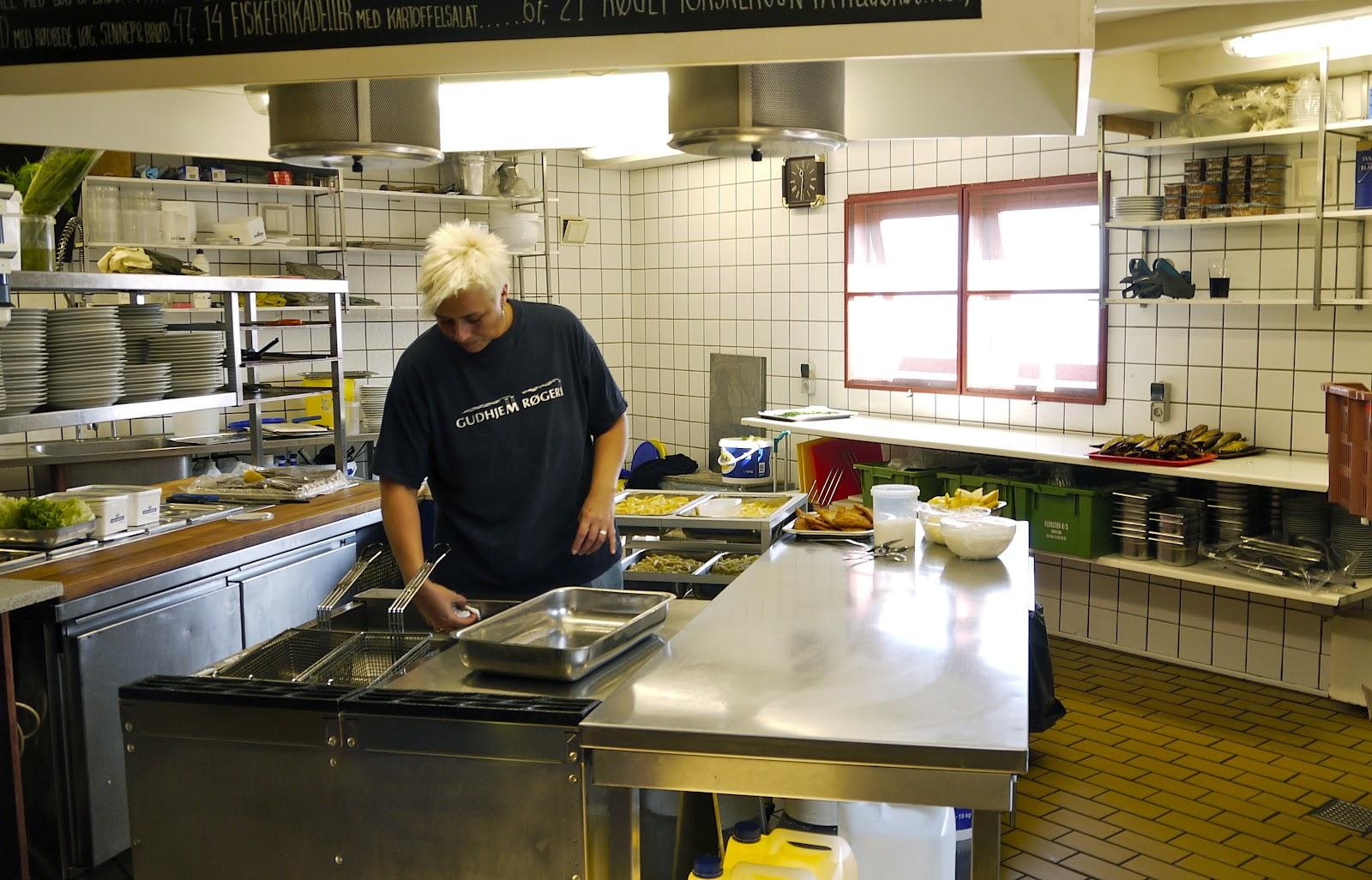 Smitten By Food Gudhjem Rogeri At Bornholm Denmark Smoked Herring