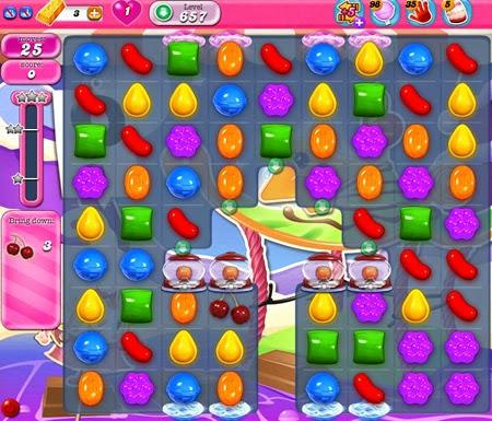 Candy Crush Saga 657