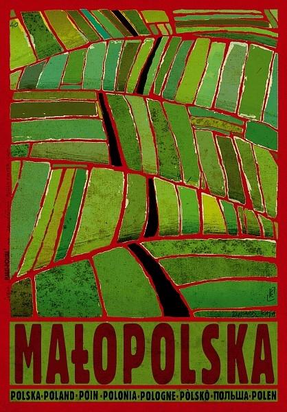 Posters by Ryszard Kaja. Polish Poster School.