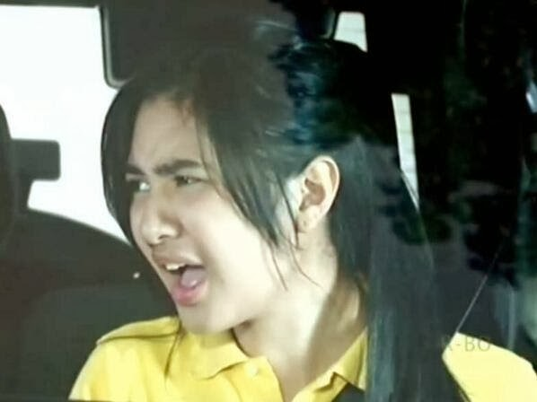 Foto Mikha Tambayong Putri Nomor Satu (PNS)