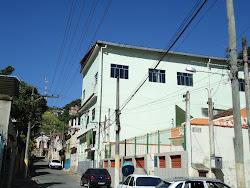 """""""Nossa da Associação Pestalozzi de Barra do Piraí-RJ, mantenedora da Unidade de Ensino Amanhecer."""