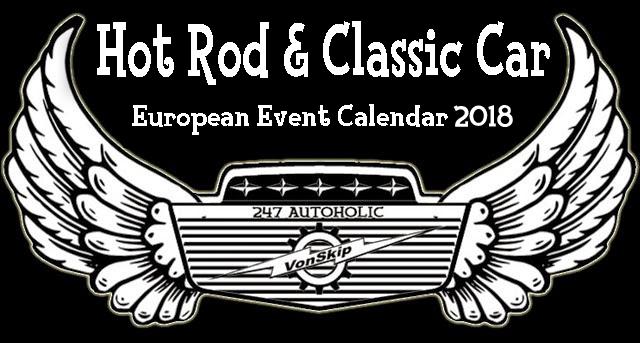 Event Calendar 2018