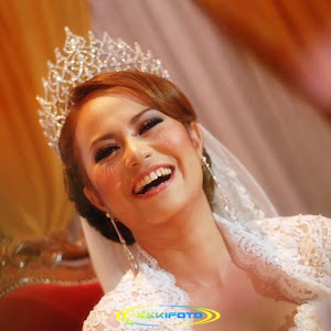 Rebecca Nur Al Islam memilih Wawa Cleo Studio sebagai Wedding Planner utk majlis perkahwinannya.