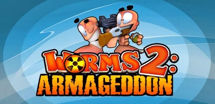 Worms 2: Armageddon v1.4.0 APK + DATA